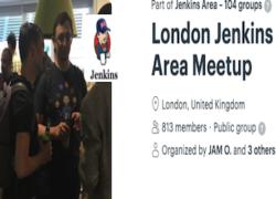 London Jenkins Meetup